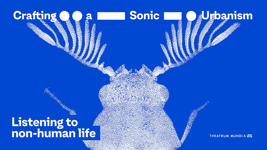 Crafting a sonic urbanism: listening to non-human life