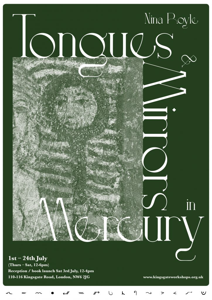 Tongues and Mirrors In Mercury