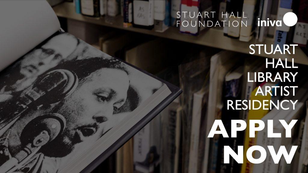 Stuart Hall Library Artist Residency