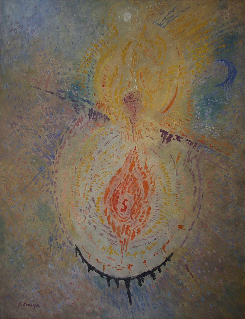 Cosmic Mothers